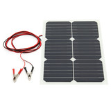 20W 30W 40W 50W 60W Semi Flexible Solar Panel for RV camping charge mobile