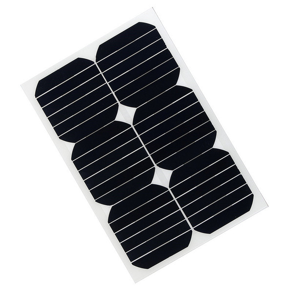 120W High Efficiency Good Quality Semi Flexible Solar Panel