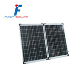 60W 80Wp 100WP 120W 140W 160 Watt 180W 200W 12V Folding Solar Panel Kits for LED Lights,RV Camping