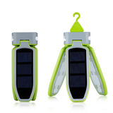 LED Light USB &Solar Rechargeable Lantern