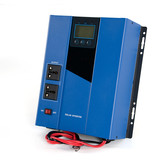 OFF GRID INVERTER 1000 WATT SINGLE PHASE PURE SINE WAVE SOLAR INVERTER Dc 12v Ac 220v