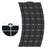 OEM full certified china supplier high efficiency flexible solar panel 100w For Home Use View larger