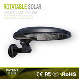 Solar PIR Motion Sensor Wall Light Outdoor Waterproof Garden LED Lamp,solar led outdoor wall light