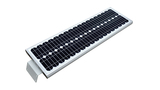 all in one 20w integrated solar power led street light