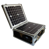 All in one 500W Portable Solar Generator