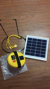 Solar Lights with Solar Panel