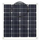 semi fleixble solar panel 50W