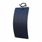 High efficiency semi flexible sunpower solar panel 50W 60W 80W 100W 120W 150W
