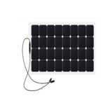 Flexible Mono solar panel 50W 60W 100W 150W with A grade solar cell